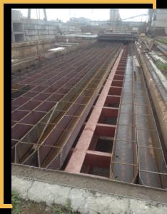 Монтаж и ремонт металлоконструкций
