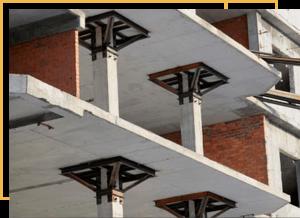 Усиление конструкций промышленных зданий